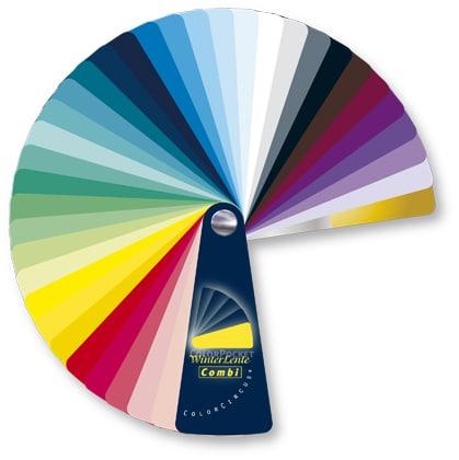 kleurenwaaier basis