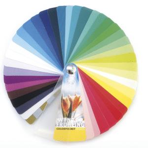 winterlente luxe kleurenwaaier